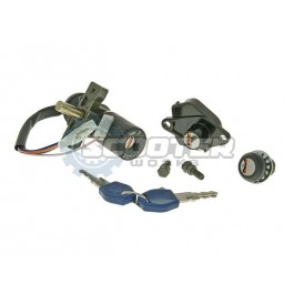 Replacement lock set for Aprilia SR50 new
