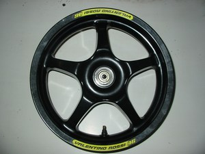 Front wheel Used Yamaha Aerox YQ50