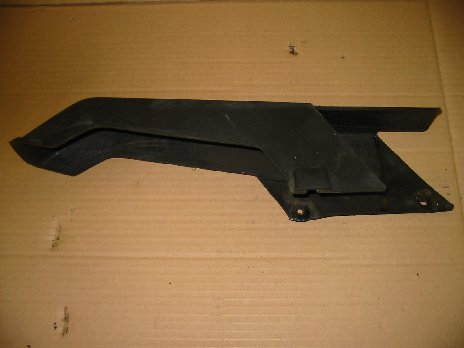 Belt guard Kawasaki Z250 Scorpion