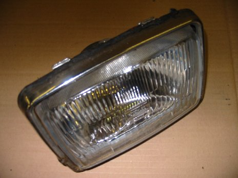 Headlight Headlamp Kawasaki Z250 Scorpion used