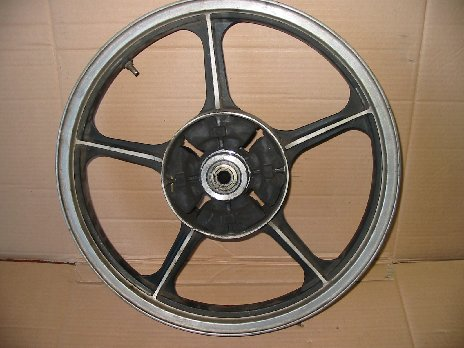 Rear wheel Kawasaki Z250 Scorpion