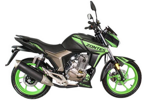 Zontes Scorpion 125 new